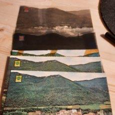 Postales: ALBANYA , VISTA GENERAL / POSTAL , NEGATIVOS Y PRUEBAS DE COLOR / EDICIONES PERGAMINO. Lote 223490580