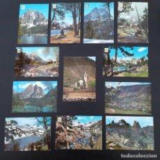Postales: 23 POSTALES VALLE DE ESPOT, VALL D'ESPOR, SANT MAURICI, ESTANY (P608). Lote 223817395