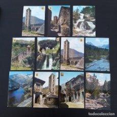 Postales: 32 POSTALES VALL DE BOHI (P610). Lote 223821285