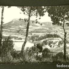 Postales: POBLA DE CLARAMUNT (BARCELONA) BARRIO VIVENCHS (AÑO 1964) CIRCULADA (RARA) ED.? - VIVENCS -CATALUNYA. Lote 224028903