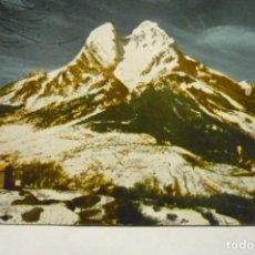 Cartoline: POSTAL SALDES - PEDRAFORCA COLOREADA CM. Lote 224855430