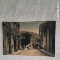 Postais: RIBAS. CALLE DE SAN QUINTÍN. L. ROISIN, FOT. BARCELONA. C.1910.. Lote 225018685