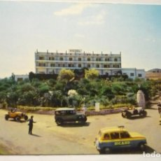 Postales: POSTAL LLANSA HOTEL GRI-MAR COCHES. Lote 225072545