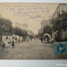Cartes Postales: GRANOLLERS - C.O. 10 - PLAZA DEL GANADO. Lote 225334647