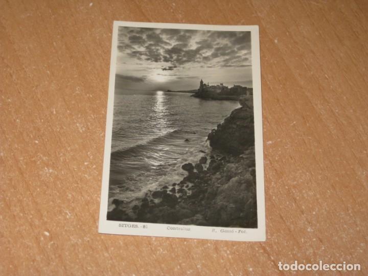 POSTAL DE SITGES (Postales - España - Cataluña Antigua (hasta 1939))