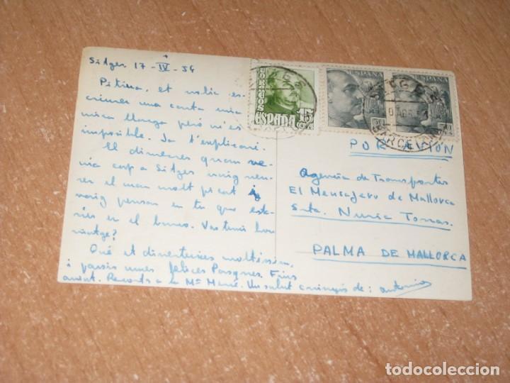 Postales: POSTAL DE SITGES - Foto 2 - 226138782