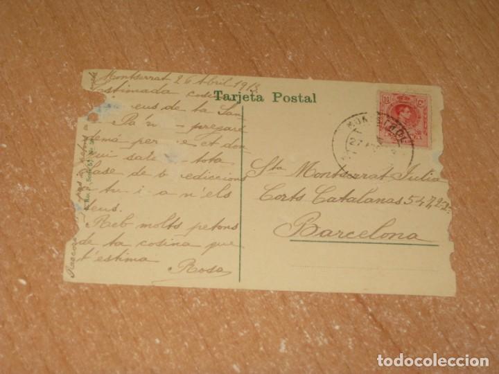 Postales: POSTAL DE MONTSERRAT - Foto 2 - 226140700