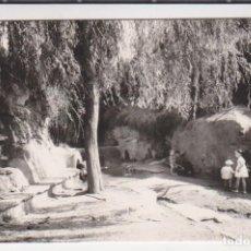 Postales: POSTAL SAN LORENZO DE SAVALL VISTA PARCIAL DE LA FONT DE L'AIXETA. Lote 227201780
