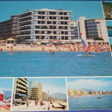 Postales: HOTEL MONTECARLO - ROSES SIN CIRCULAR. Lote 227229995
