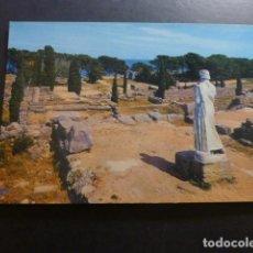Postales: AMPURIAS GERONA. Lote 227775446