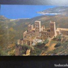 Postales: SAN PEDRO DE RODAS GERONA. Lote 227775505