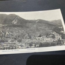 Cartes Postales: TARJETA POSTAL DE GUARDIOLA DE BERGA, BARCELONA. VISTA PARCIAL.. Lote 227964490