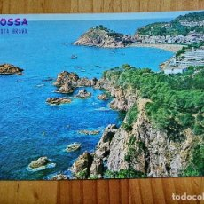 Postales: POSTAL - TOSSA (COSTA BRAVA) - VISTA GENERAL.. Lote 228007957