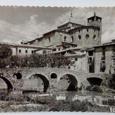 Cartes Postales: P112 POSTAL VICH 7 PUENTE ROMANICO Y CATEDRAL. Lote 229193600