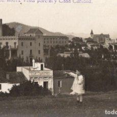 Postales: SAN JUAN DE HORTA. A17 VISTA PARCIAL Y CASA CARIDAD. FOTOGRÁFICA. Lote 229569215