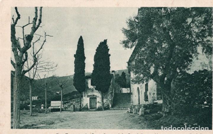 HORTA. SANT GENIS DELS AGUDELLS. PATI-RECTORIA (Postales - España - Cataluña Antigua (hasta 1939))