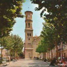 Postais: [POSTAL] PLAZA DE LOS MÁRTIRES. SANT FELIU DE LLOBREGAT (BARCELONA) AÑO 1988 (CIRCULADA). Lote 229636510