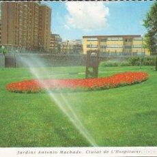 Postais: [POSTAL] JARDINS ANTONIO MACHADO. L'HOSPITALET DE LLOBREGAT (BARCELONA) (SIN CIRCULAR). Lote 229859740