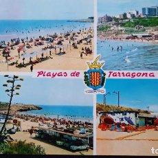 Postales: LOTE 061220-34 POSTAL PLAYAS DE LA COSTA. TARRAGONA. RAYMOND. Lote 231045040