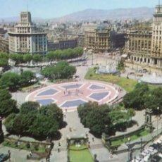 Postales: BARCELONA POSTAL SIN CIRCULAR COMERCIAL ESCUDO DE ORO. Lote 231786110