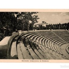 Cartoline: BARCELONA.- EXPOSICIÓN INTERNACIONAL. TEATRO GRIEGO DE BARCELONA.. Lote 232044725