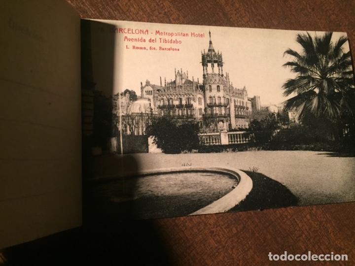 Postales: BLOK POSTAL BARCELONA - 4ª SERIE - L. ROISIN FOTOGRAFO - PRINCIPOS SIGLO XX - Foto 3 - 232718231