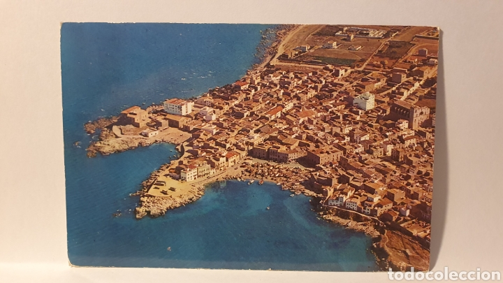1100- COSTA BRAVA/ LA ESCALA/ CIRCULADA / (REF.D.213) (Postales - España - Cataluña Moderna (desde 1940))