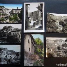 Postales: COLECCIÓN DE 7 POSTALES DE RUPIT ( BARCELONA) DE LOS AÑOS 50 Y 60, VER FOTOGRAFÍAS. Lote 234331325