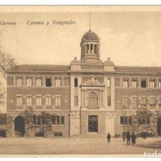 Postales: GERONA - CORREOS Y TELEGRAFOS. ED. D.C.P. SIN CIRCULAR.. Lote 234487630