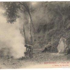 Postales: SENTMANAT.- FONT DE CAN ROURA. Nº13. L.ROISIN.. Lote 234516990