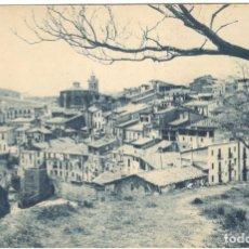 Postales: CARDONA - PORTAL DE BARCELONA ( PART DE MIG-DIA ) Nº6. VDA. LÓPEZ I A. BADIA MERLI.. Lote 234586235