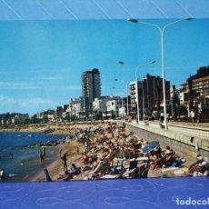 Postales: POSTAL LLORET DE MAR VISTA PARCIAL DE LA, PLAYA FACSA. Lote 234604555