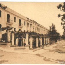 Postales: CALDETAS. HOTEL PROVIDENCIA Y CALLE DEL CARMEN. Nº8 L.ROISÍN.. Lote 234638895