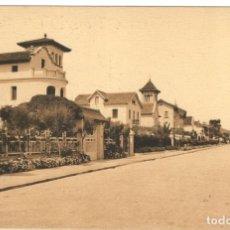Postales: CALDETAS. PASEO DE LOS INGLESES. Nº5. L.ROISÍN.. Lote 234639610