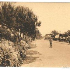 Postales: CALDETAS - PASEO DE LOS INGLSES. Nº7. L.ROISÍN.. Lote 234642190