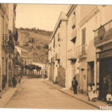 Postales: CALDETAS - CARRETERA REAL. Nº 9 L.ROISÍN.. Lote 234646465