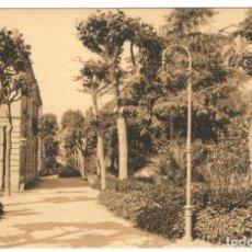 Postales: CALDETAS - JARDINES ESTACIÓN. Nº12. L.ROISÍN.. Lote 234669350
