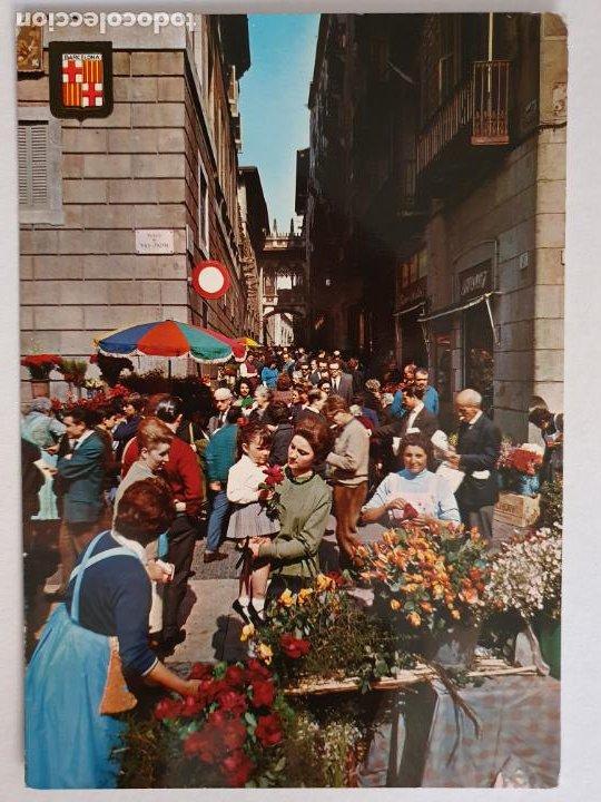 BARCELONA - FESTIVITAT DE SANT JORDI - P42777 (Postales - España - Cataluña Moderna (desde 1940))