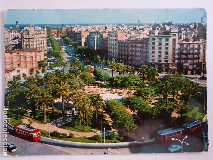 BARCELONA - PLAÇA TETUÁN - P42779 (Postales - España - Cataluña Moderna (desde 1940))