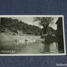 Postales: BORREDÁ - FOT. ALIER, FOTOGRAFICA - SEÑALES DE USO. Lote 234911245