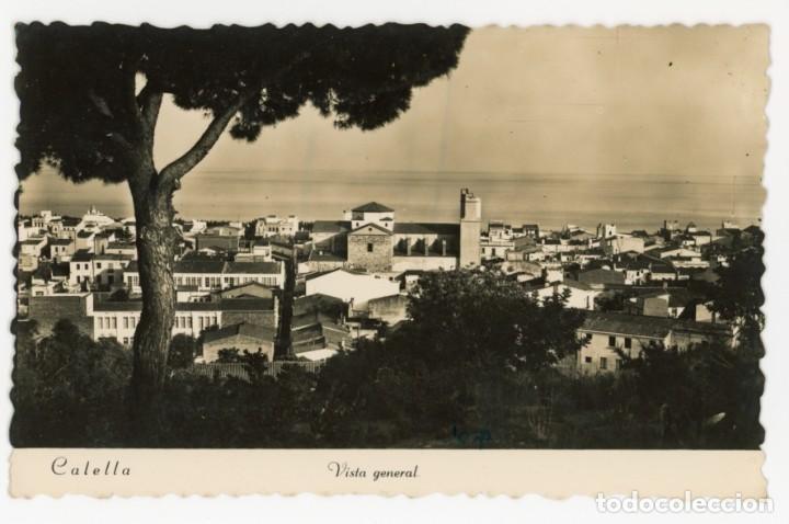 A06006 CALELLA VISTA GENERAL SC (Postales - España - Cataluña Antigua (hasta 1939))