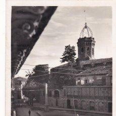 Postales: LLEIDA, TREMP PLAZA DE LOS HEROES DE TOLEDO. ED. GUILLERA Nº 5. SIN CIRCULAR. Lote 235162300