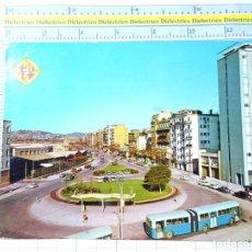 Postais: POSTAL DE BARCELONA. AÑO 1968. PASEO NACIONAL. 2223 ZERKOWITZ. AUTOBÚS . 303. Lote 235177895