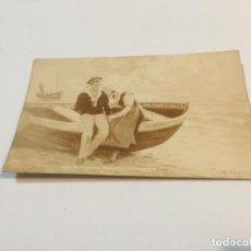 Postales: ANTIGUA POSTAL IMPRESSIONS D'ART CIRCULADA. Lote 235327975