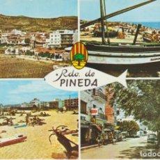Postais: (1046) RECUERDO DE PINEDA DE MAR. Lote 235338305