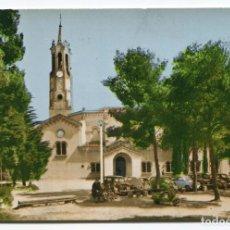 Postales: A06135 SABADELL SANTUARIO DE NTRA SRA DE LA SALUT RAE Nº16 ESCRITA. Lote 235492595