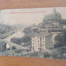 Postales: MANRESA. VISTA PANORAMICA DE LA SEO.. Lote 235493735
