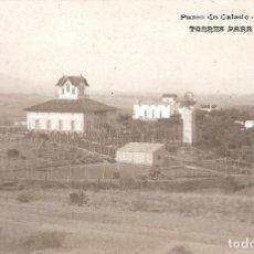 Postales: BARCELONA - SANT CUGAT DEL VALLÉS, PASEO DE CALADO - TORRES PARA ALQUILAR.. Lote 235799980