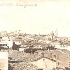 Postales: BARCELONA - SANT CUGAT DEL VALLÉS, VISTA GENERAL.. Lote 235803990