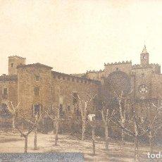 Postales: BARCELONA - SANT CUGAT DEL VALLÉS, MONESTIR.. Lote 235804615
